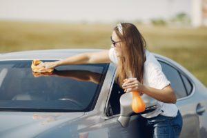 autó tisztító